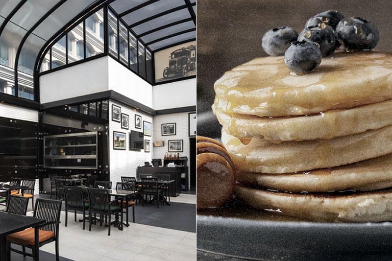 dubliners pancake