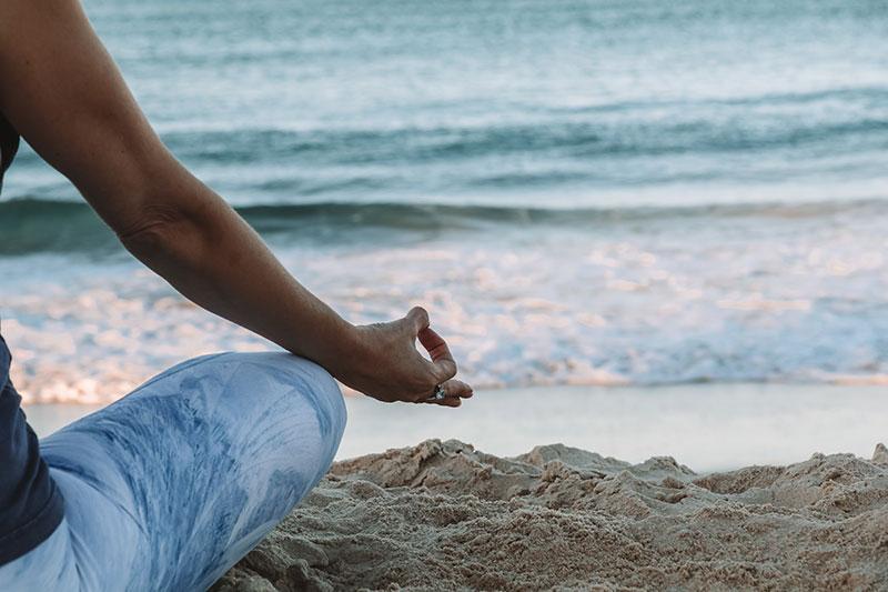 inner seed yoga beach