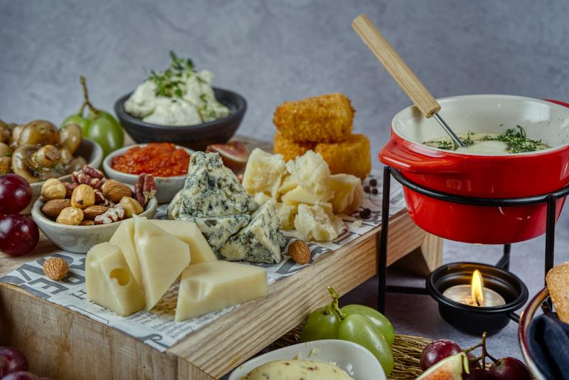 masterchef cheese wine fondue
