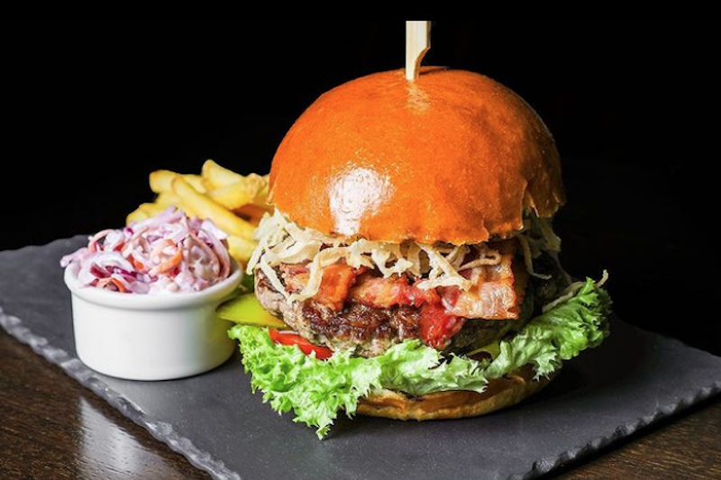 mcgettigans burger and beer deal dubai