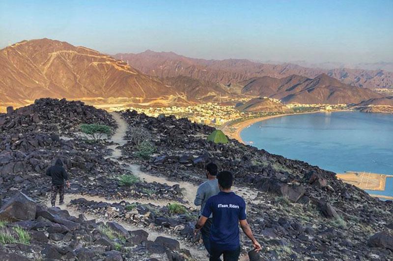 Al Rabi Mountain Trails