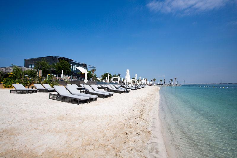 Cove Beaah Abu Dhabi