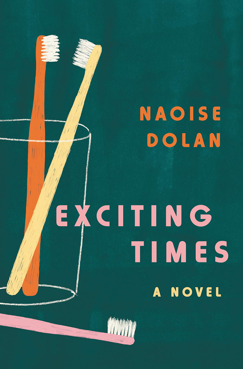 Exciting Times, by Naoise Dolan