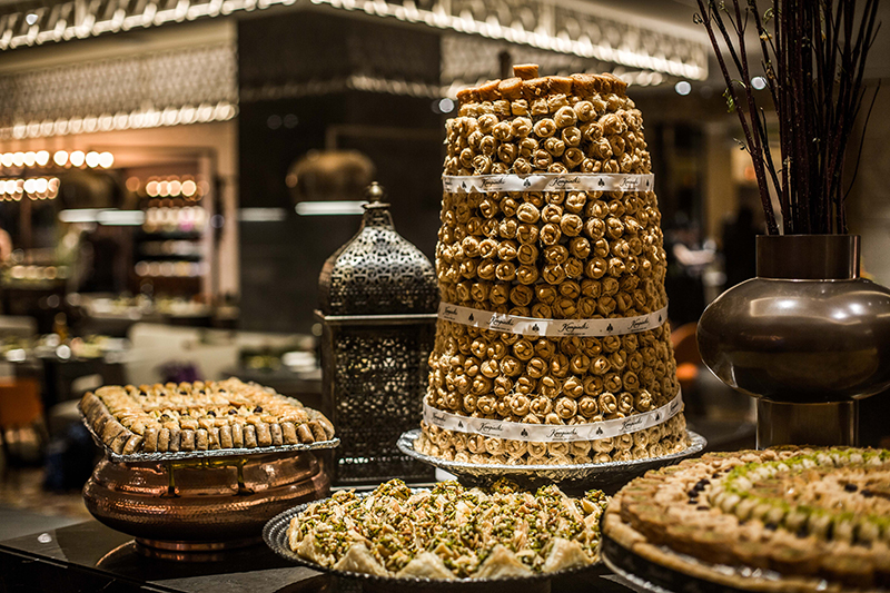 Kempinski MOE Iftar