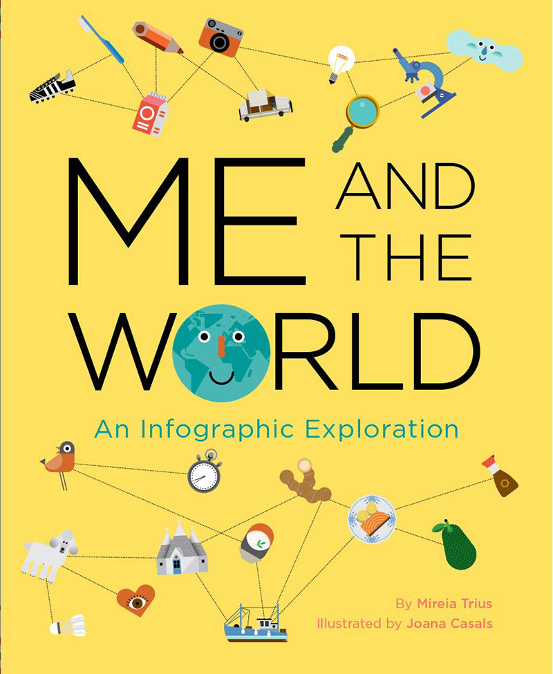 Me and the World by Mireia Trius