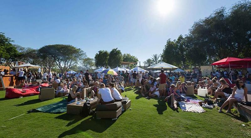 Reform outdoor festival Springfest Dubai