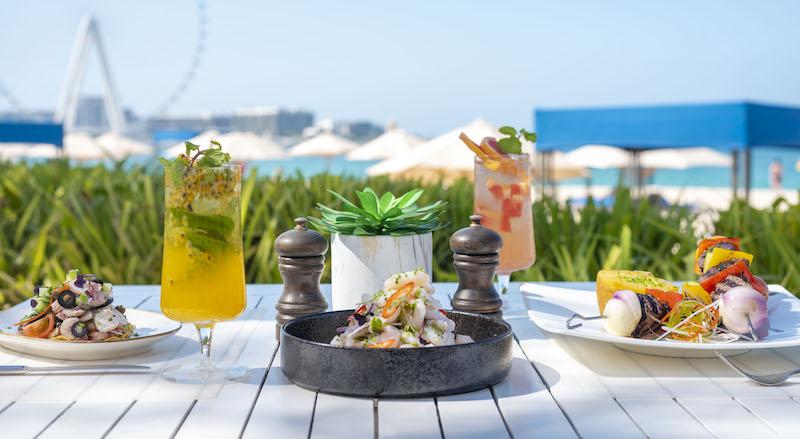 The Ritz-Carlton, Dubai birthday Palm Grill