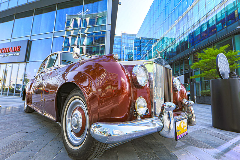 classic car d3