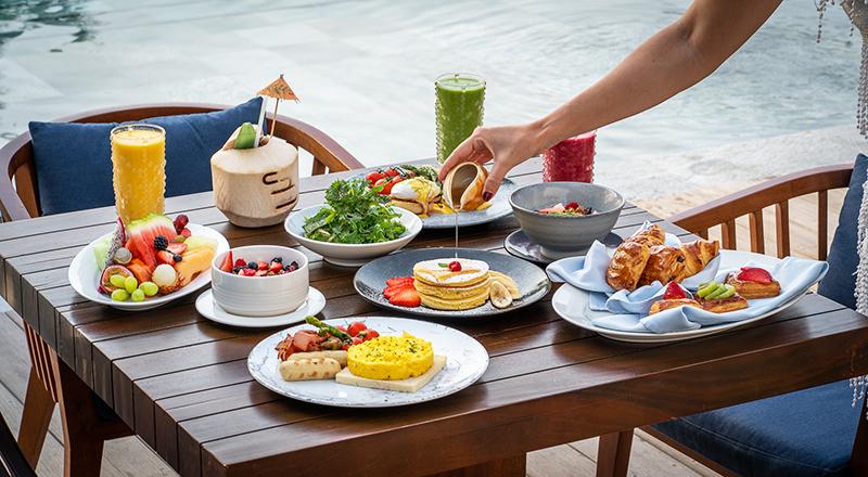 New breakfast Dubai