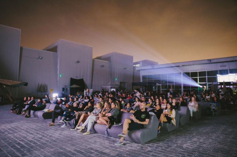 cinema akil the yard