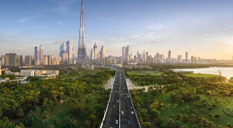 Dubai 2040 plan
