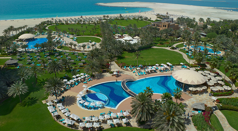 Pool and beach day passes are back at Le Royal Meridien