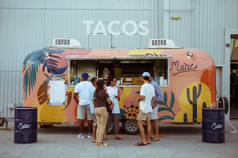 Maiz Tacos