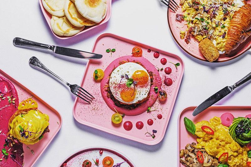 Matroshka breakfast