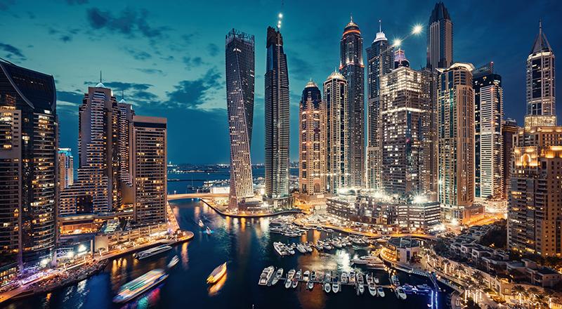 Dubai General Marina