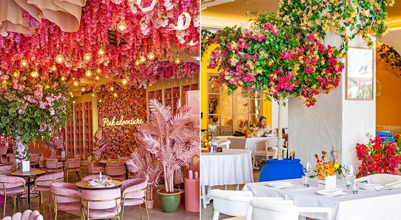 Instagrammable-floral-restaurants-dubai