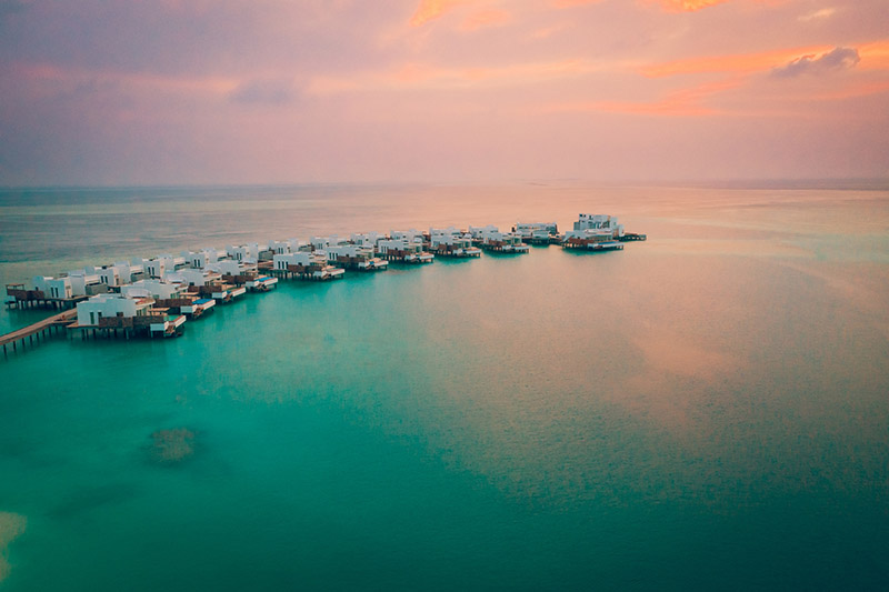 Maldives Dubai Staycation Vacation