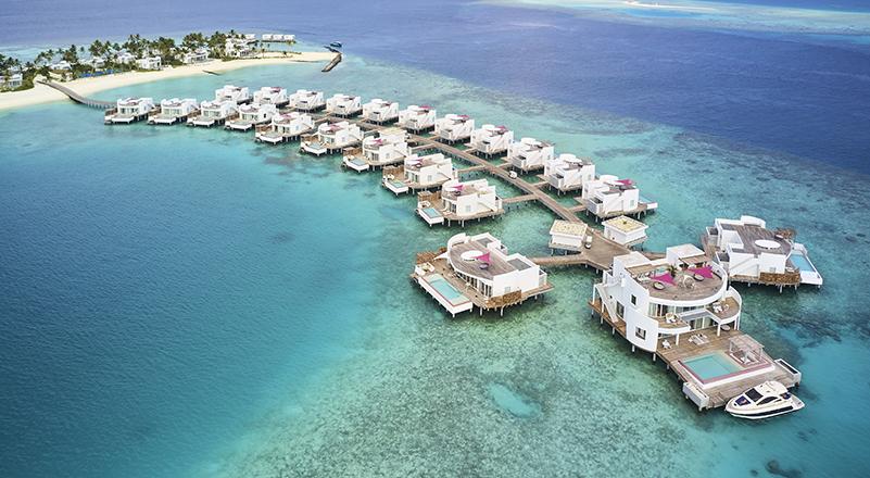 Maldives Dubai Staycation Vacation