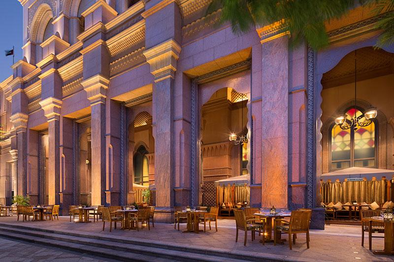 mezlai emirates palace