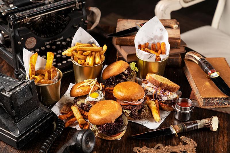 weslodge burger