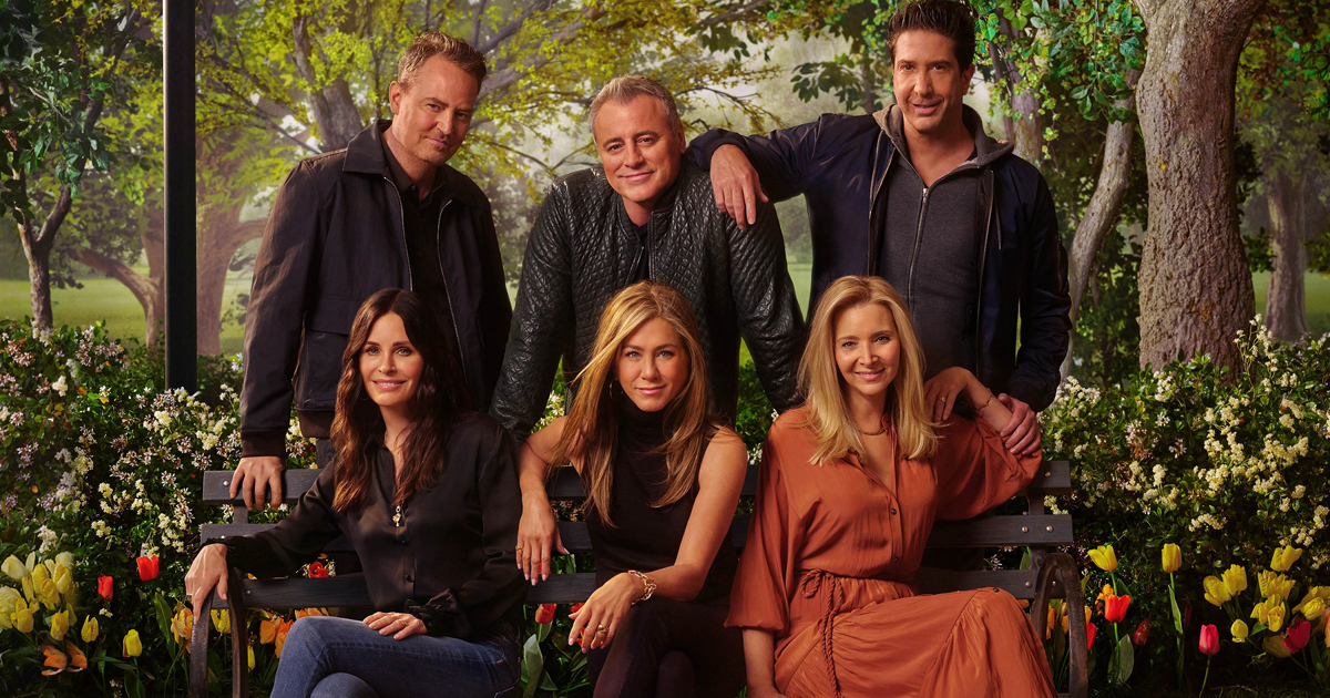 watch friends the reunion in the uae