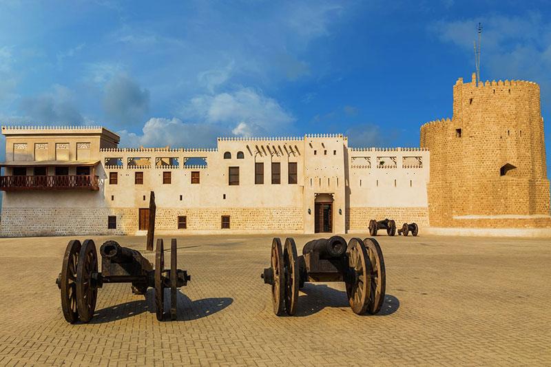 Sharjah Fort