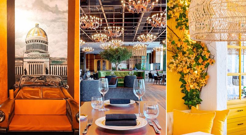 new restaurants in dubai