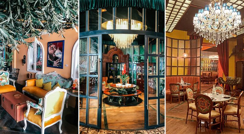 Rumba Cuban restaurant Dubai