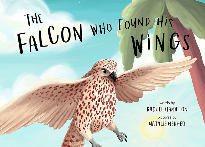 Falcon who found his wings