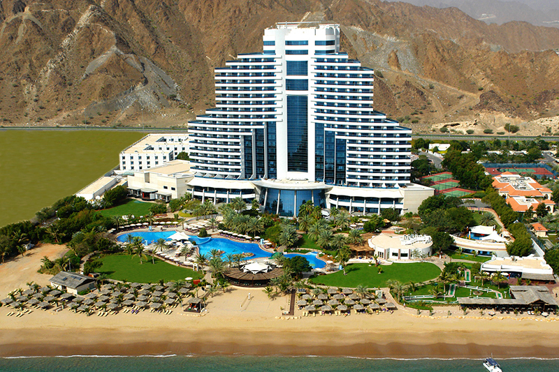Staycation at Le Méridien Al Aqah Beach Resort