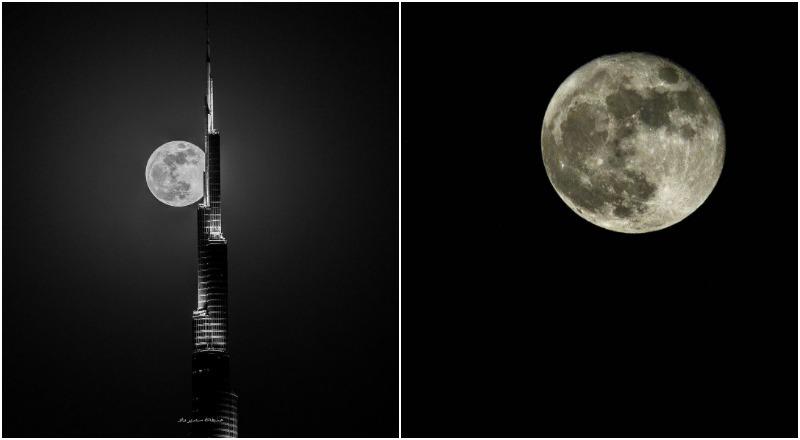 Supermoon Dubai