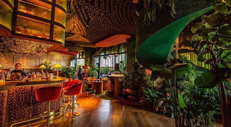 Indoor Bars Dubai