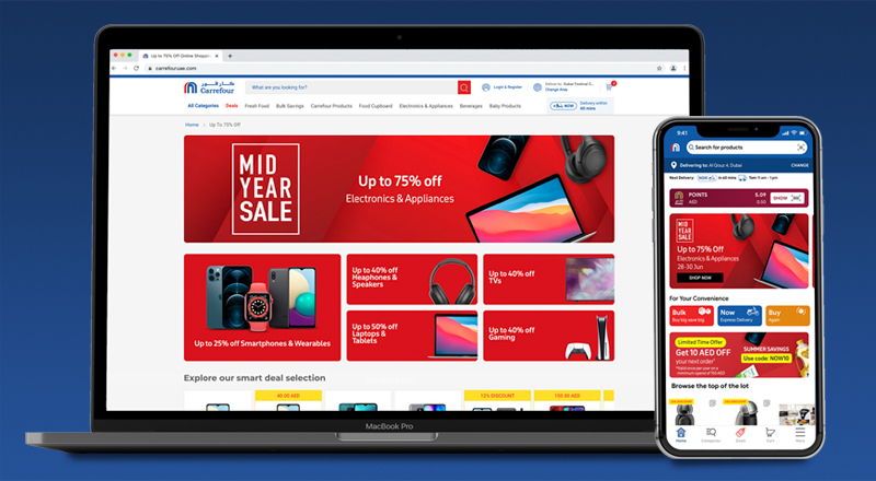 Carrefour Mid Summer Sale