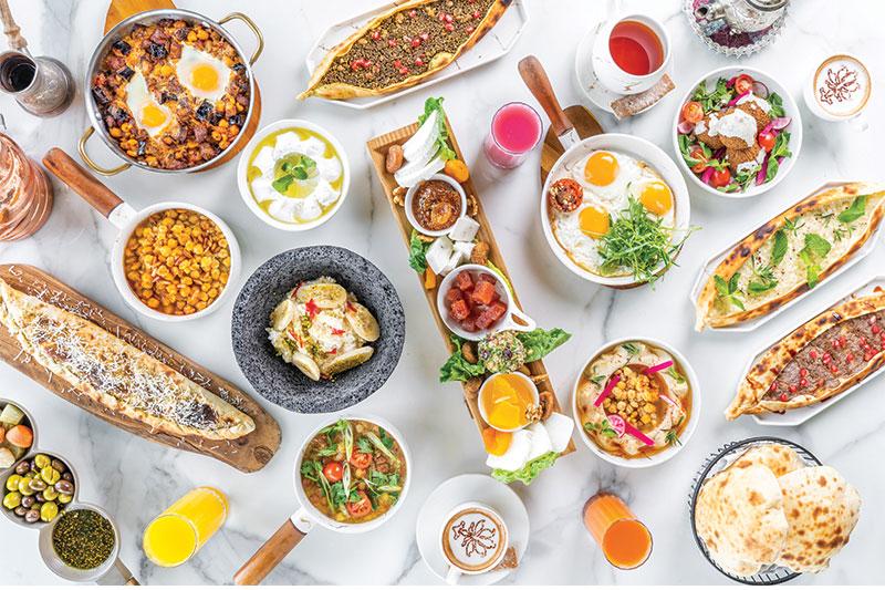 Beirut Sur Mer food