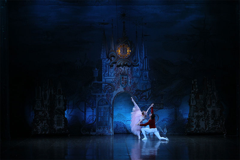 Cinderella Bite Size Ballet