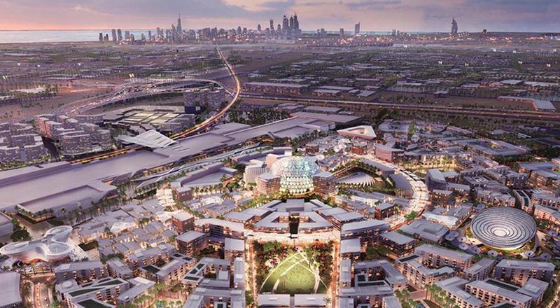 Expo 2020 Emirates free tickets
