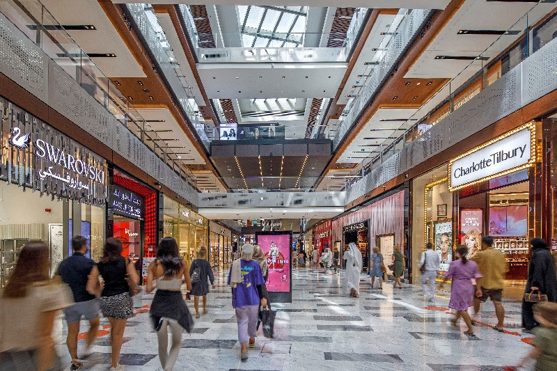 things to do in abu dhabi mall