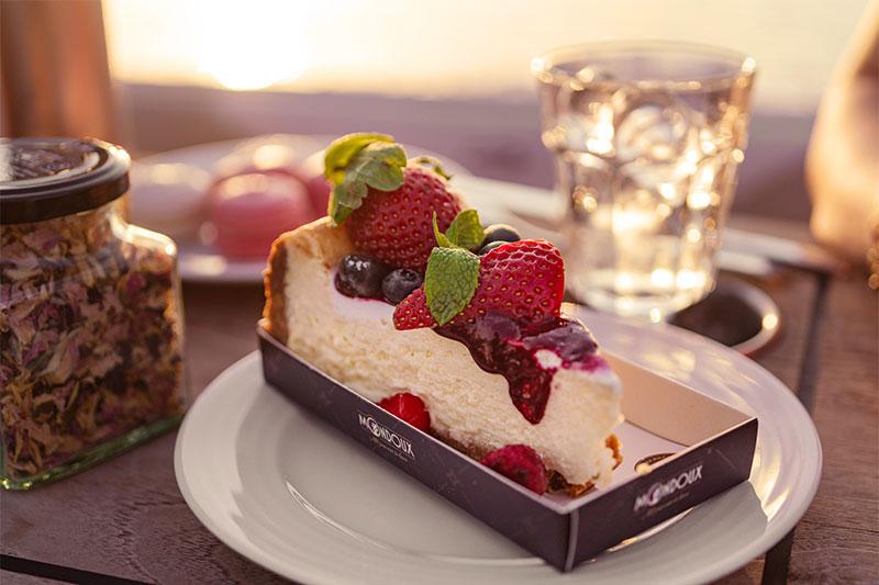 International Cheesecake Day Mondoux