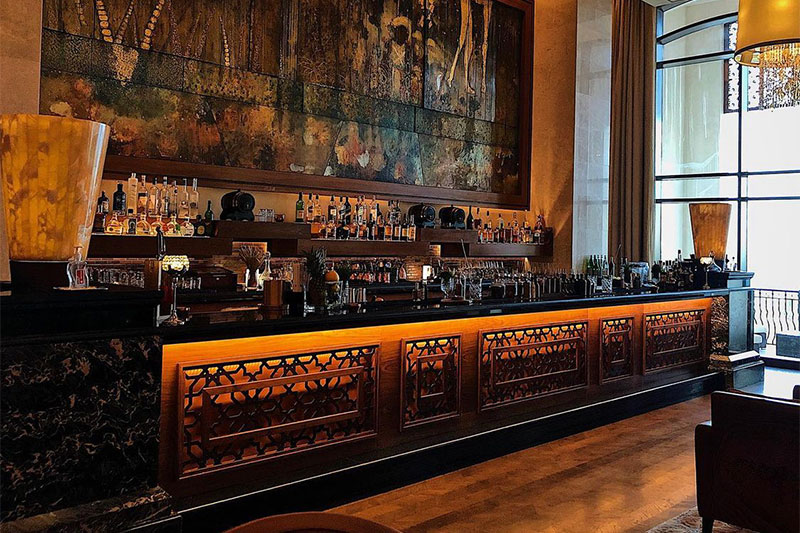 The Manhattan Lounge