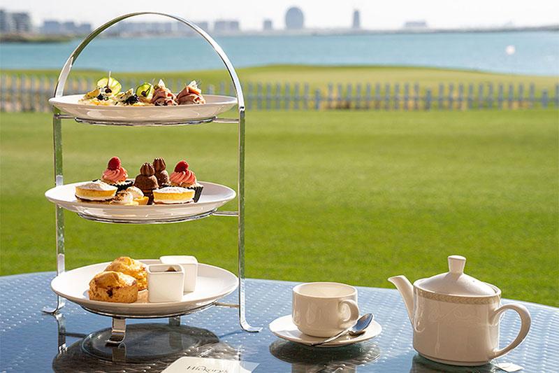 afternoon tea yas links