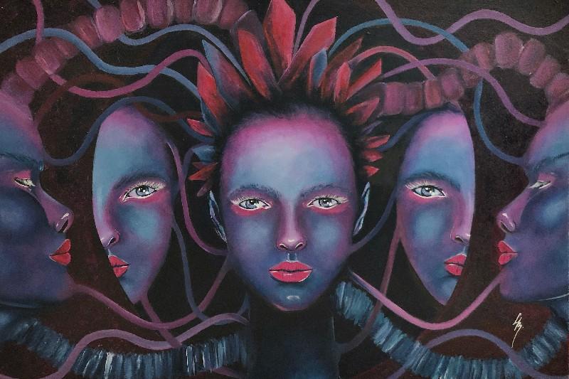 oblong art exhibitions in dubai
