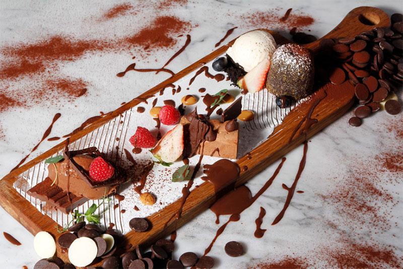 cafe society world chocolate day in dubai