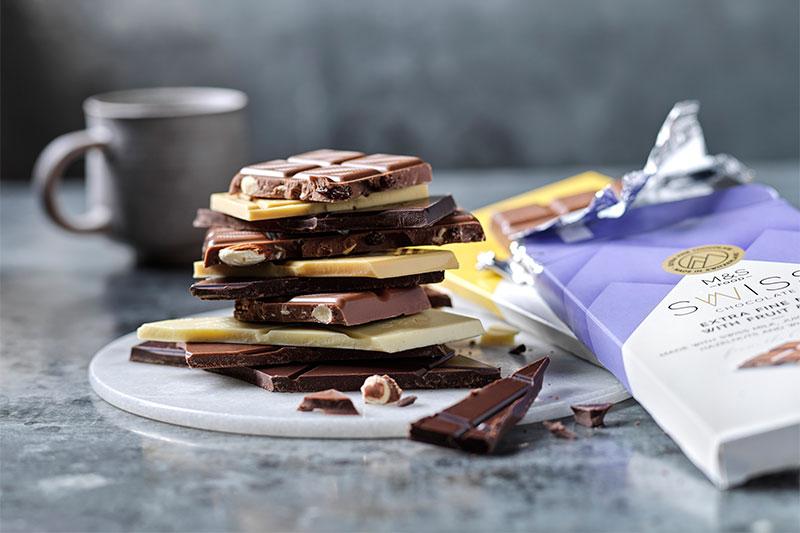 m&s world chocolate day