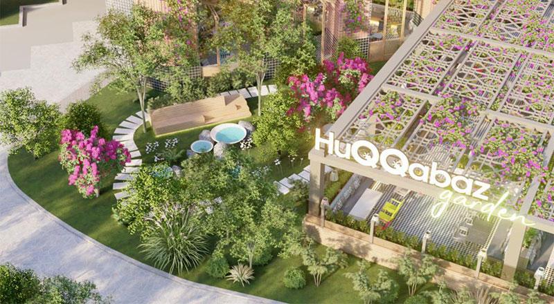 HuQQabaz Garden