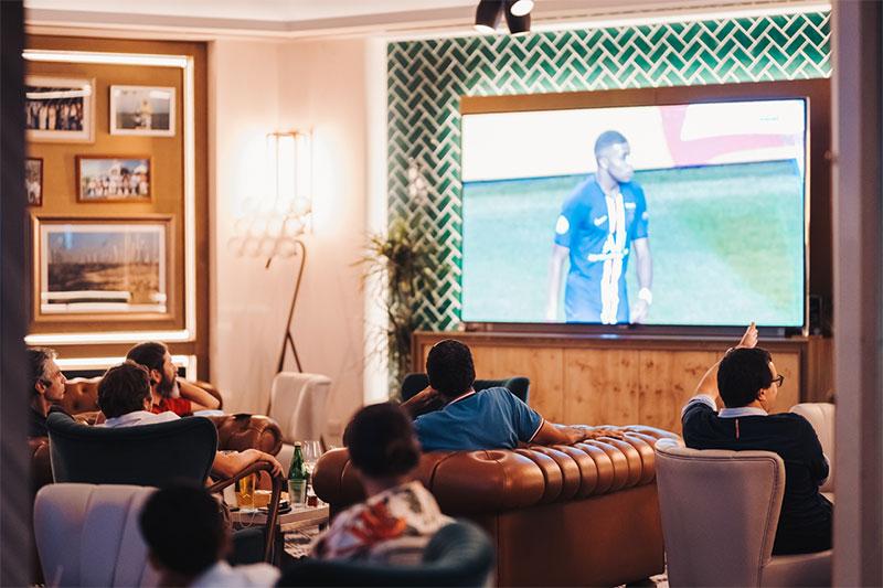 Spike bar Premier League Dubai