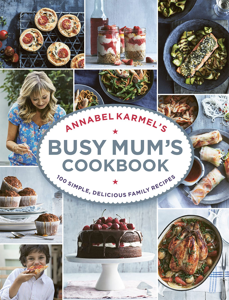 Cookbook for Busy Moms