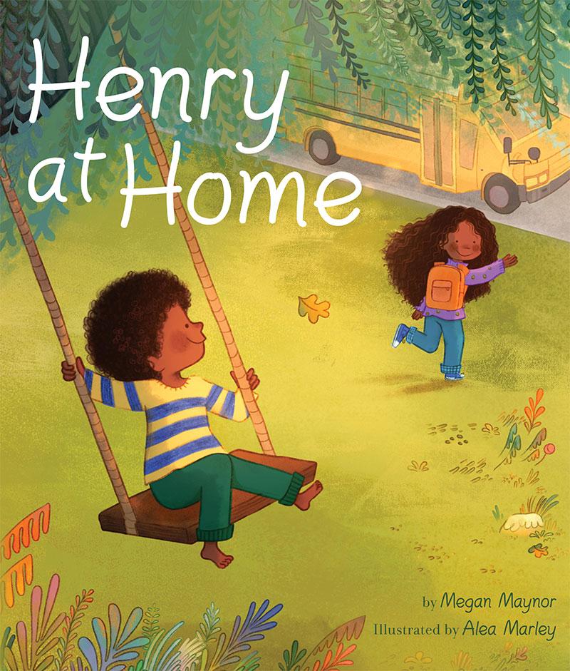 Henri at home