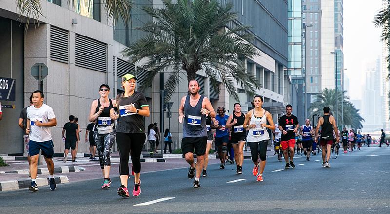Mai Dubai Half Marathon