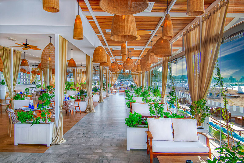 West Bay Abu Dhabi Lounge