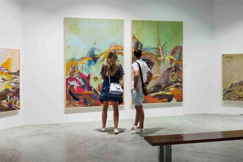 alserkal avenue art exhibition